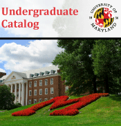 Learn more about University of Maryland undergraduate programs by reviewing the online catalog at https://academiccatalog.umd.edu/undergraduate/.